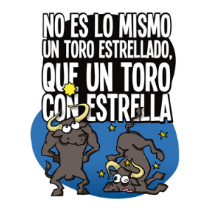 """Toro con Estrella, Toro Estrellado"""