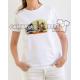 """""""Danzante con Sota de Bastos"""" Camiseta para chica"""