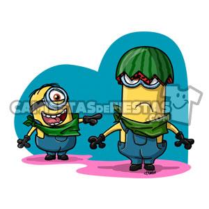 """""""Minions"""" Camiseta para Chico"""