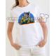 """Danzante con los Minions"" Camiseta para chica"