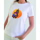 """Las Cintas"" camiseta modelo para chica"