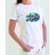 """""""Danzantes de Huesca"""" Camiseta Modelo Chica"""