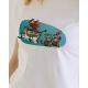 """""""Salvando a San Lorenzo"""" Camiseta para chicas"""