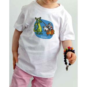 """Camiseta modelo para niños """"San Jorge y el Dragón"""""""