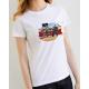 """Almuerzo"" Camiseta para chicas"