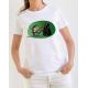 """Danzante Dar Vader verde"" Camiseta para chica"
